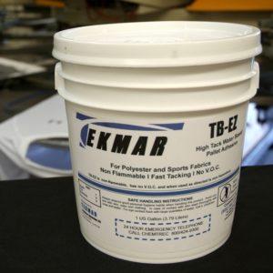 TEKMAR TB-EZ High Tack Adhesive For Performance Fabrics