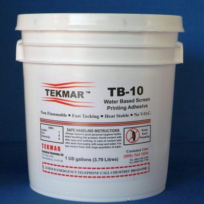 TEKMAR TB-10 Water Based Adhesive 1 Gallon Purchase